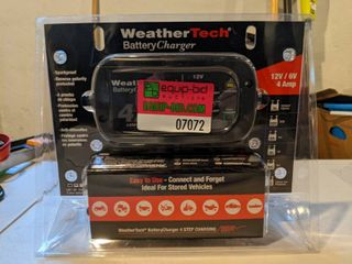 Weather Tech Battery Charger