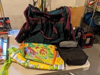 Assorted Travel And Reusable Shipping Bags