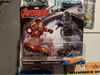 Super Hero Hot Wheels