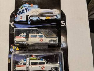 Ghost Busters Hot Wheels