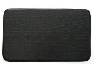 Stephan Roberts Faux Croc leather Anti fatigue Kitchen Mat