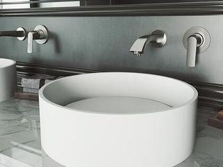 VIGO Anvil Matte StoneTM Vessel Bathroom Sink Retail 179 90