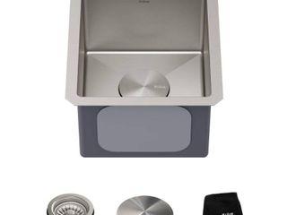 KRAUS Standart PRO Stainless Steel Undermount Kitchen Sink Retail 179 95