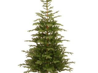 Artificial Norwegian Spruce 7 5 foot Tree  unlit