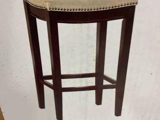 Copper Grove Ghindesti Backless Saddle seat Bar Stool