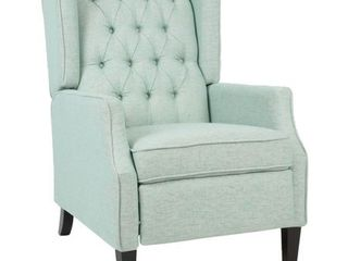 Keating Traditional Wingback Recliner by Christopher Knight Home Retail 398 99