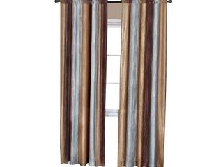 Achim Ombre Window Single Curtain Panel