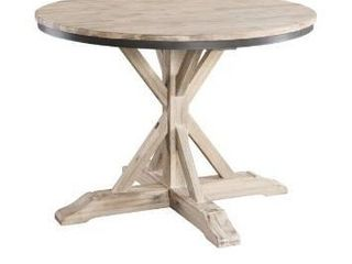 The Gray Barn Whistle Stop Round Standard Height Dining Table Retail 381 99
