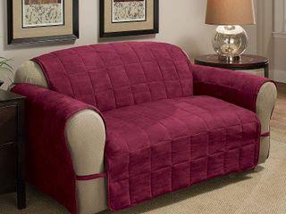 ITS Faux Suede Xl Sofa Furniture Protector   xl sofa   xl sofa Retail 99 17