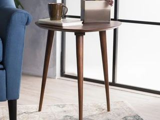 Naja Mid Century Wood End Table by Christopher Knight Home  set of 2