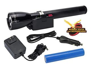 Maglite  lED Mag Charger with Base  Black