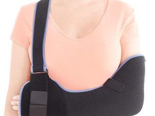 Velpeau  Arm Sling  Shoulder Immobilizer  VP0306  For Right Or left Arms  large