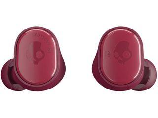 Skullcandy Sesh True Wireless Headphones   Deep Red