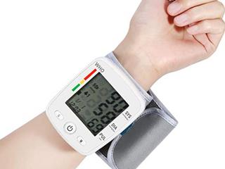 Potulas  Automatic Wrist Blood Pressure Monitor  CK W355
