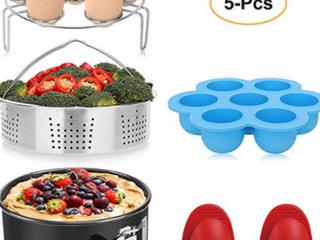 20 Piece Pressure Cooker Egg Steamer Rack