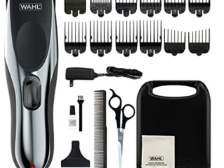 Wahl  Home Products  21 Piece Kit  Rechargeable Cord Cordless  Complete Haircutting Kit