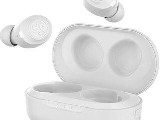Jlab Audio   JBuds Air True Wireless Earbud Headphones   White