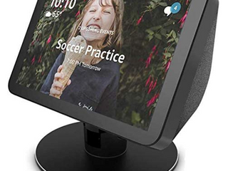 Made For Tilt   Swivel Stand In Black For The Echo Show 8