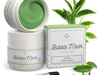 Bubble Mask Green tea