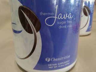 THERMO JAVA SUGER FREE DRINK MIX