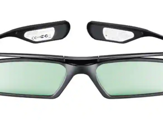 Rechargeable 3D Glasses