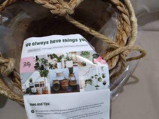 Potey Hanger  Poty Basket  Poty Planter