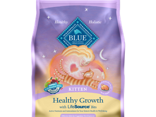 Blue Buffalo Kitten Chicken   Brown Rice Dry Cat Food   3lb