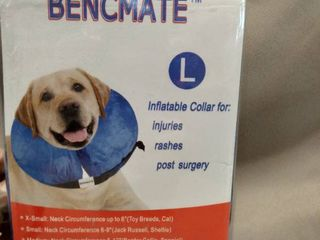 BENCMATE INFlATABlE COllAR Size l