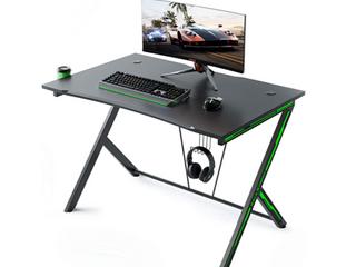 GalaxHero   Gaming Desk   Black
