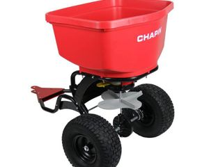 Chapin Manufacturing   Spreaders 345086201 150 lbs Tow Behind Spreader