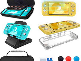 The Accessories Kit For Nintendo Switch lite