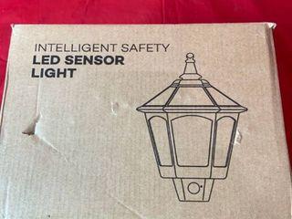 Intelligent Safety   lED Sensor light