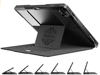 Ztotop   Case for New iPad 2020   Black