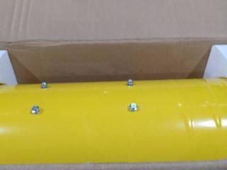 HEXAGO  HI  HEAT GAS 125K  75 000  125 000 BTU forced air propane portable heater 1 Pack