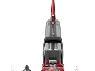 Hoover Power Scrub Deluxe Carpet Washer  FH50150 Hoover