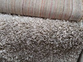 Solo Solid Shag Rug 6ft  65 x 195