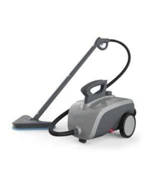 Pure Enrichment Pureclean Xl Rolling Steam Cleaner   light Stone