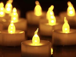 150 Count lED Tea light Candles