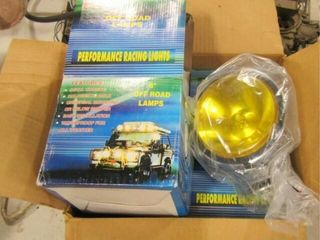 4 Performance Off Road lamps