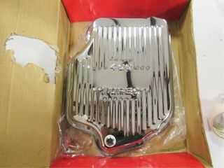 RPC Chrome Steel Transmission Pan