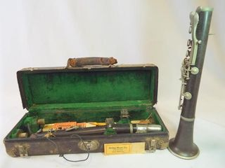 Pam American Clarinet in Case