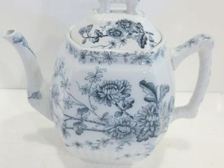 W H  GRINDlEY   CO TEAPOT  SPRING