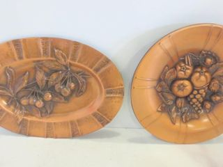 DECORATIVE COPPER WAll HANGINGS