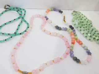 NECKlACES   18  TO 28