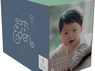 Earth Eden Baby Diapers   Size 1   176 Pack