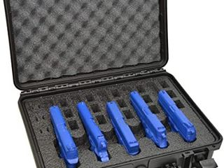 Case Club Carrying Case w  Foam Insert