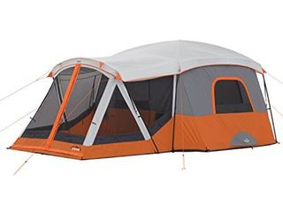 CORE Equipment 11 Person Cabin Tent w  Screen Room
