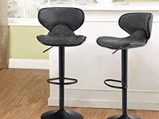 Bar Chairs   Set of 2