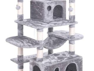 Plush Cat Tree Tower