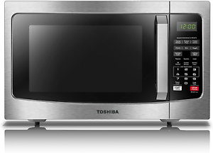 Toshiba Microwave Oven w  Smart Sensor Easy Clean